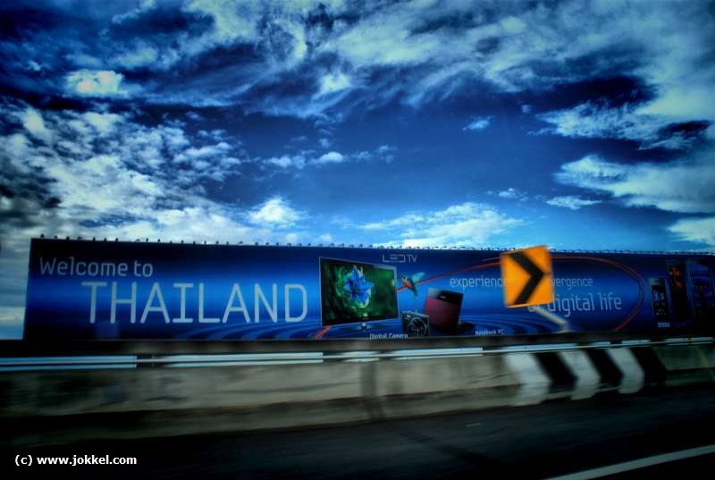 Welcome Thailand